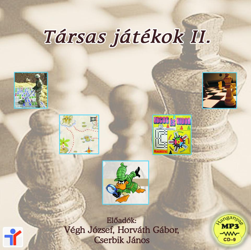 Társas játékok II.
