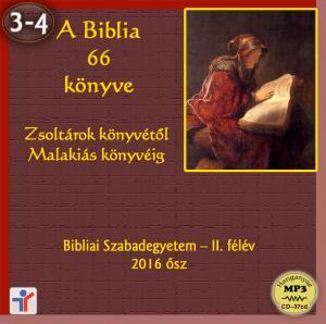 A Biblia 66 könyve